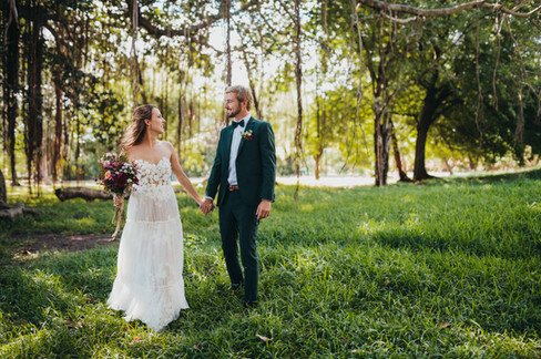 Agnès and Remy - Wedding in Mauritius