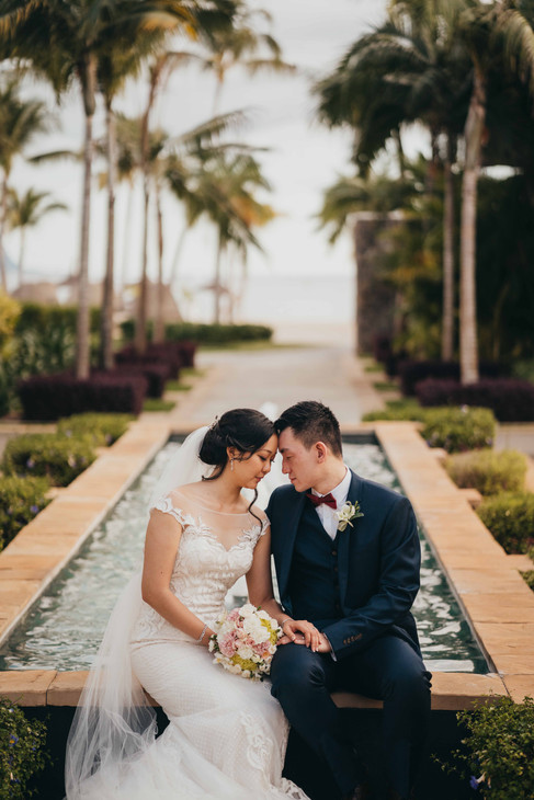 Candice and Armand - Wedding in Mauritius