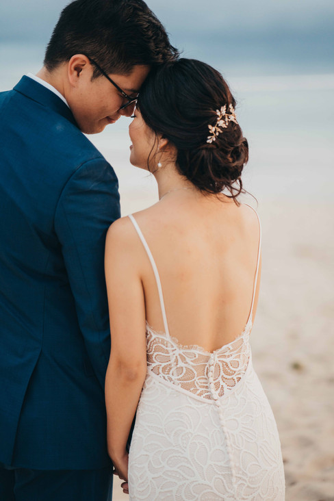 Isabelle and Jason - Wedding in Mauritius