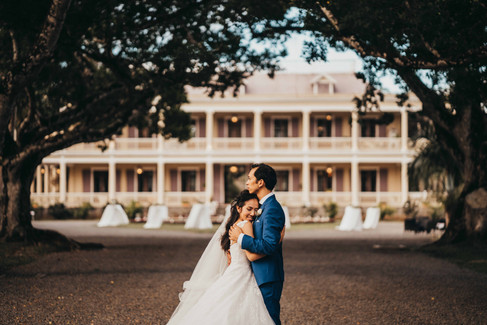 Kelly and Bruce - Wedding in Mauritius