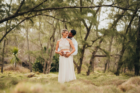 Alicia and Fabrice - Wedding in M
