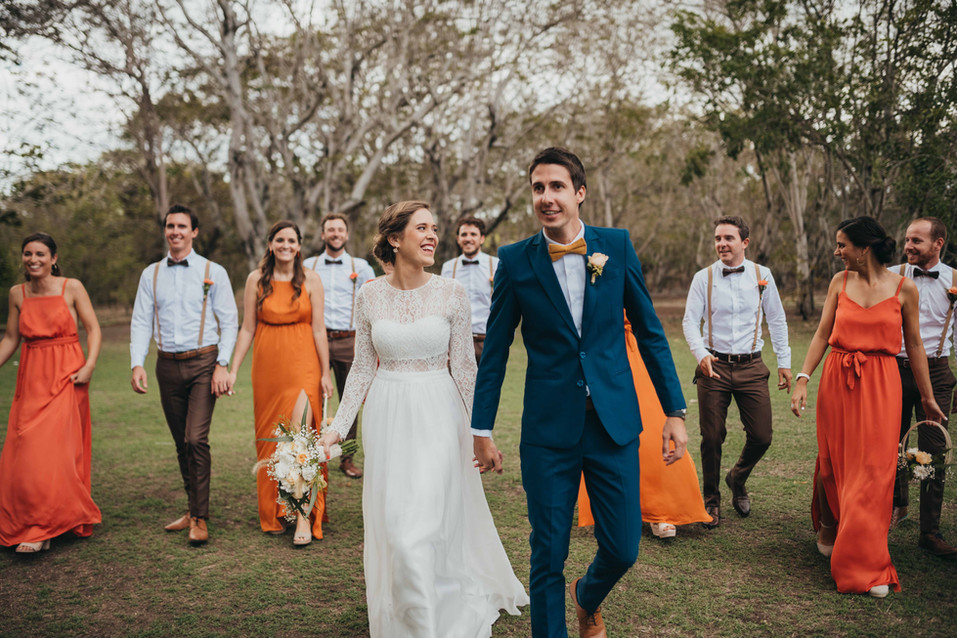 Mathilde and Mathieu - Wedding in Mauritius