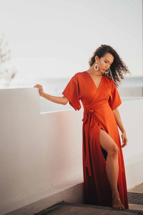 Saskia - Feminine Fashion made in Mauritius