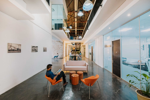 Moka Smart City - Corporate Photography