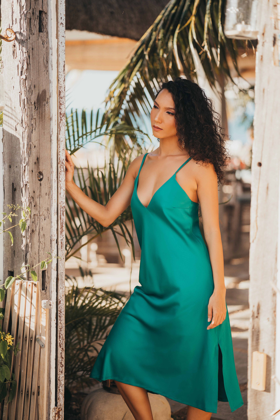 Saskia - Feminine Fashion made in Mauritius
