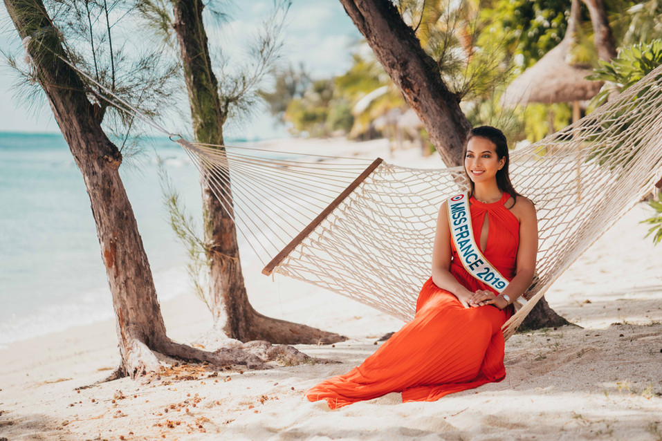 Miss France 2019 - Lifestyle Portrait