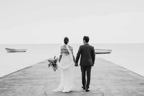 Elodie and Fabrice - Wedding in Mauritius