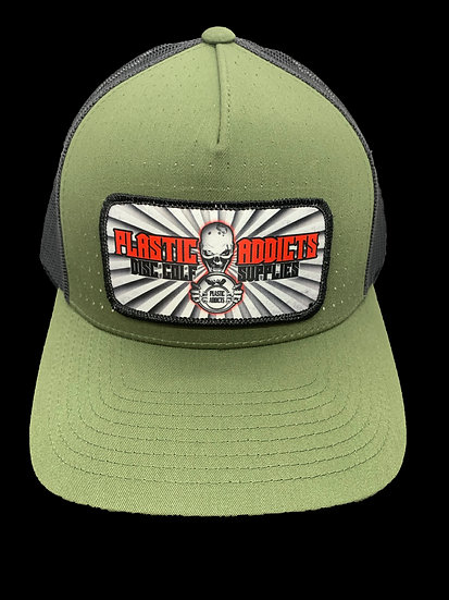 Plastic Addicts Pacific Headwear Hat