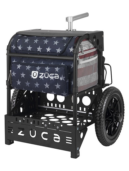 TRANSIT DISC GOLF CART