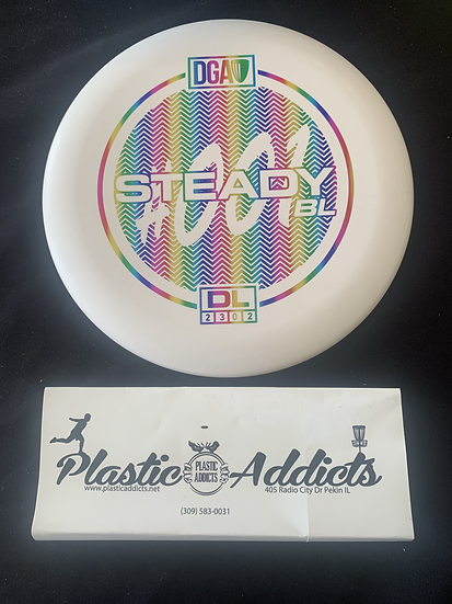Steady Ed #001