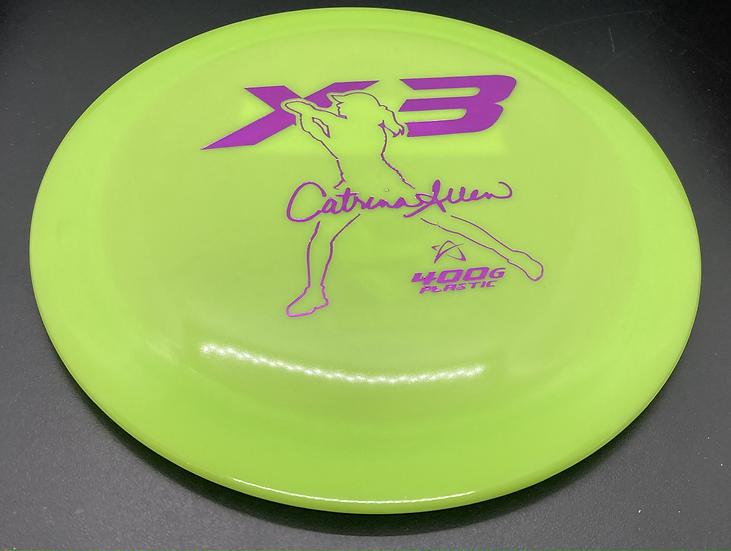 Catrina Allen TS X3 400G