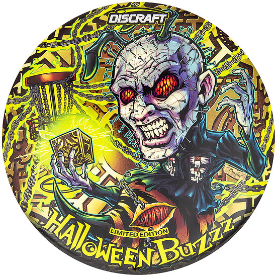 2020 Halloween Hellraizzzer SuperColor Buzzz