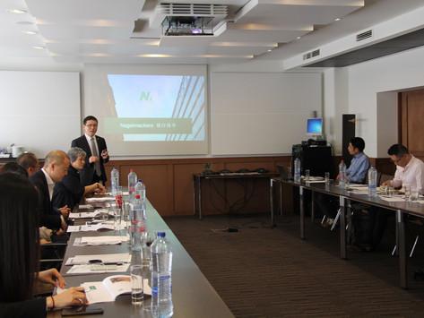 比利时卢森堡中资企业协会开展会员交流活动