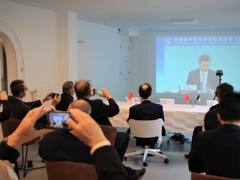 【作品展出3】中企协庆祝中比建交50周年作品征集活动