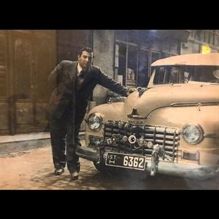 1950s The Cars We Drove / Aleko Vafiadis with 1947 Dodge D24 Sedan (IST 6362)