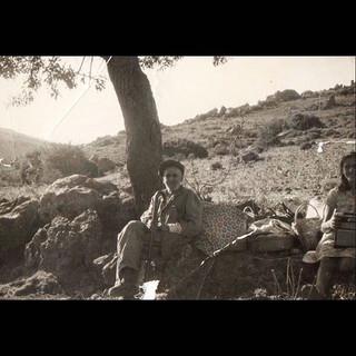 1940s Ancestor of Koulurgioti Family