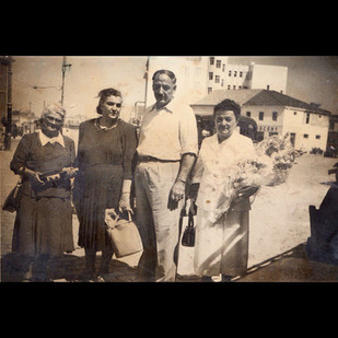 1950s Roadtrip to Europe Pt.3 / Piraeus, Greece