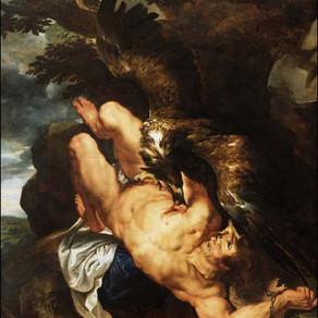 Mitoloji Gerçekleri: Prometheus ve Karaciğerin Yenilenmesi