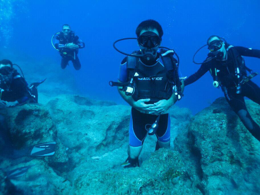 Kas Scuba Dive Team