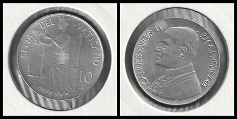 10 Lire - 1979