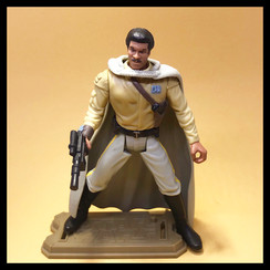 LANDO CALRISSIAN in General's Gear
