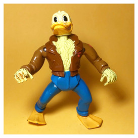 Ace Duck, 1989