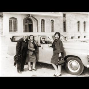 1960s The Cars We Drove / Vafiadis Family with 1960 Warszawa 201F Kombi