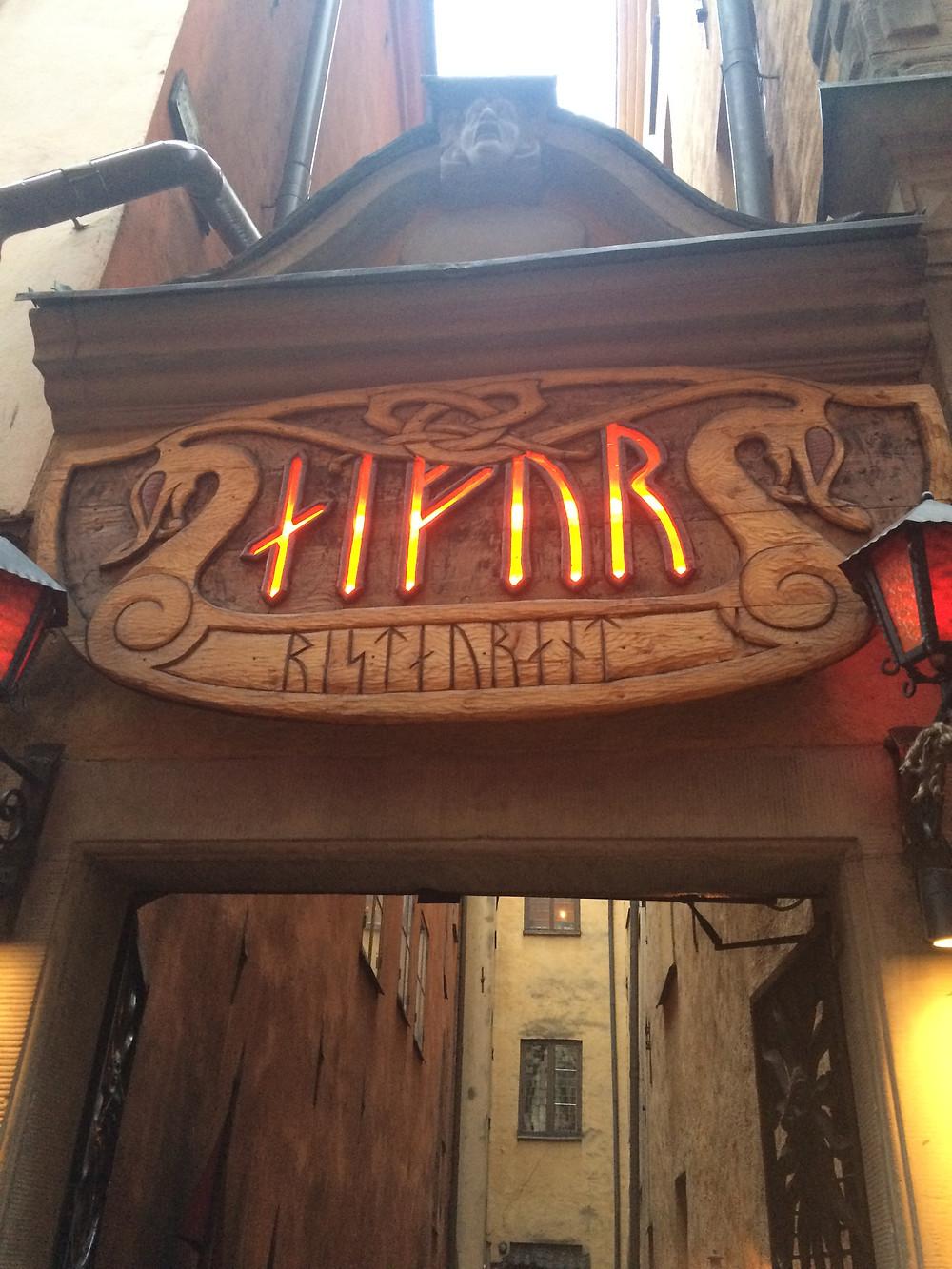 Aifur Krog & Bar - Stockholm, 2mi3