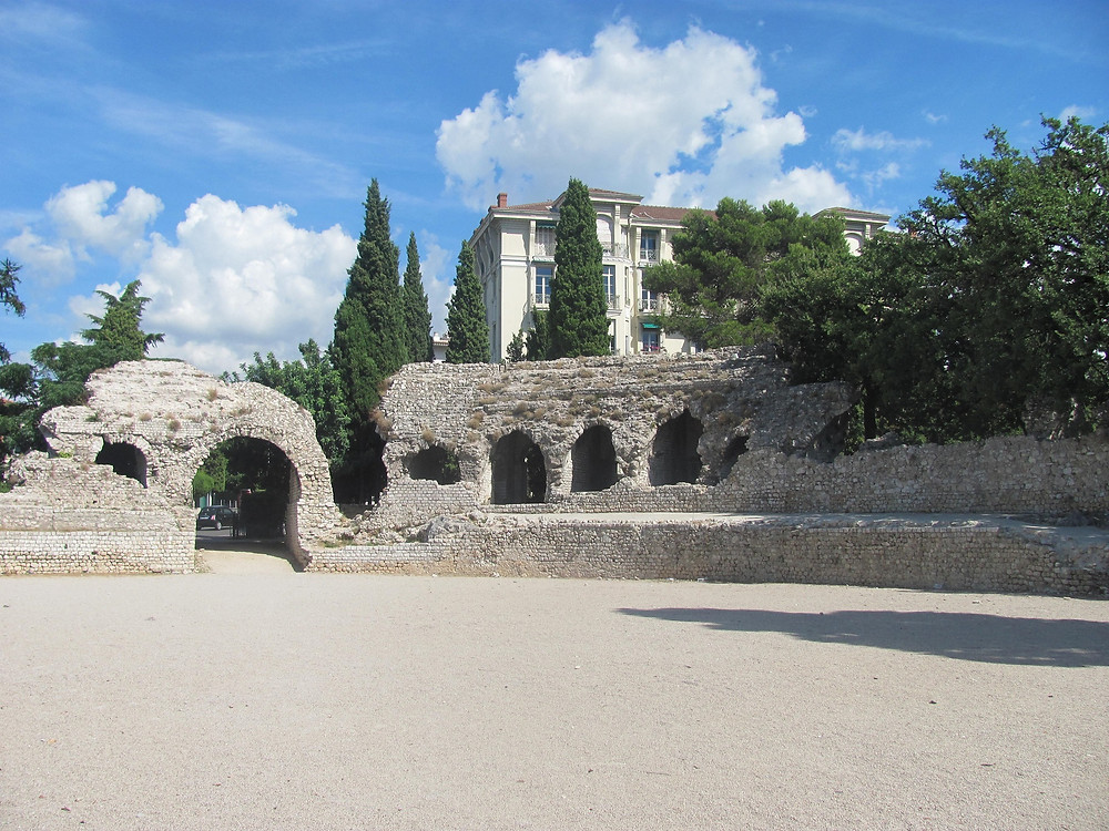 Amphitheater Cimiez - 2mi3