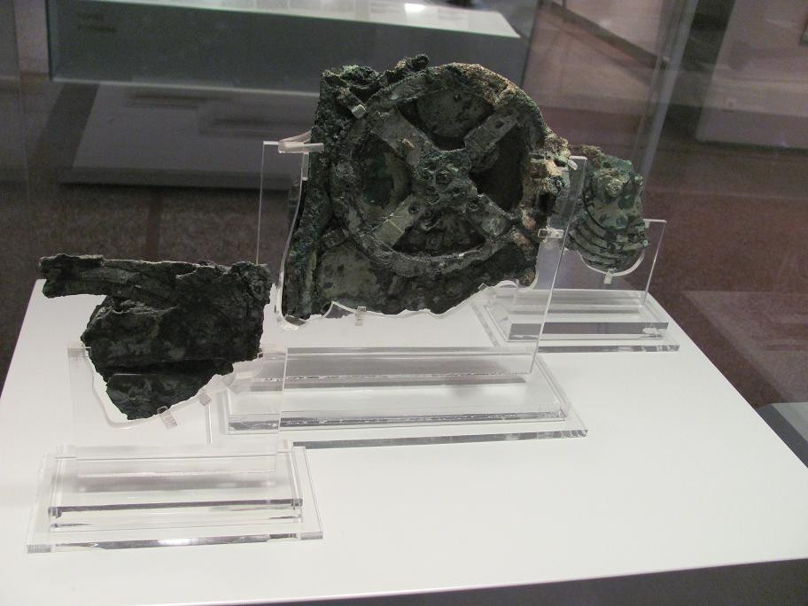 Antikythera Mechanism Dimitri