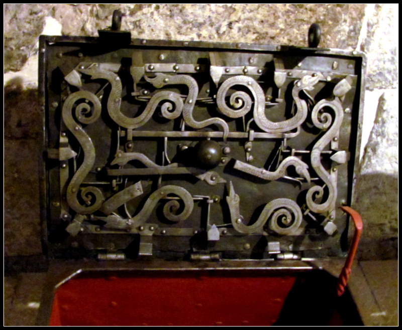 Dubrovnik Chests Lock System - 2mi3