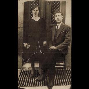 1920s Apostol Vafiadis & Fotini