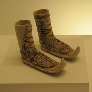 Çizme şeklinde minyatür