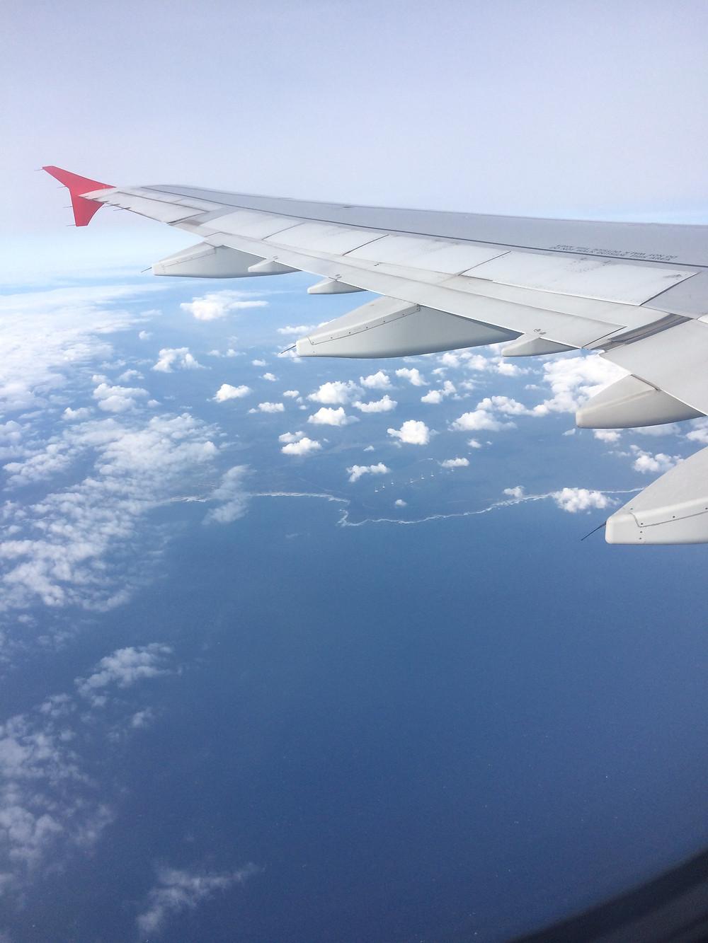 To Sweden - Airplane, 2mi3