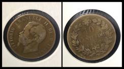 10 Centesimi - 1867