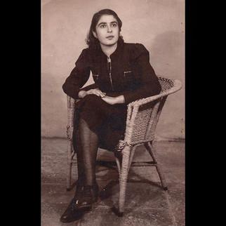 1940s Sofia Cakiroglu