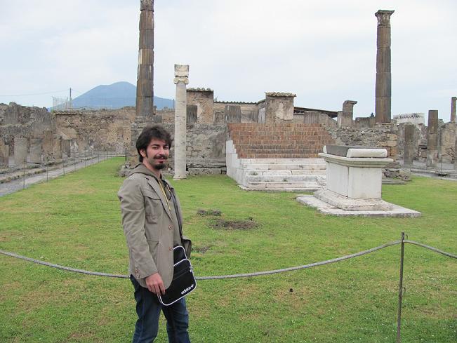 -Pompeii,Apollon Tapınağı-