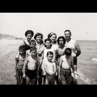 1960s In The Summertime / All Together in the Beach (Kısırkaya Beach)