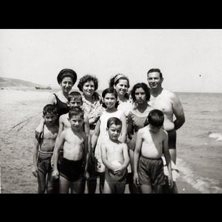 1960s In The Summertime / All Together in the Beach (Kısırkaya Beach)