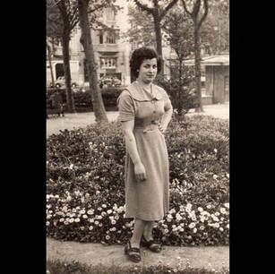 1950s Aunt Eleni & Gezi Park