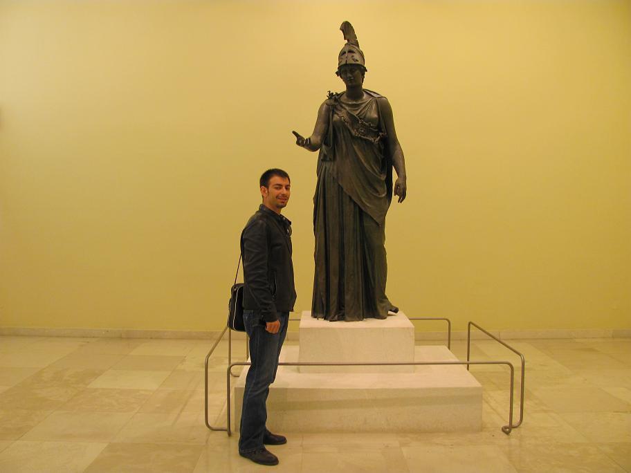Athena Bronze Pireaus 2mi3