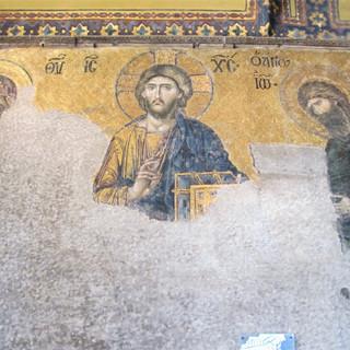 Mozaikler / Ayasofya, Istanbul
