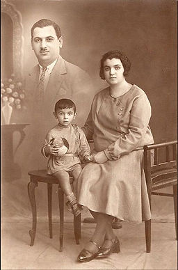 Vafiadis Family,Old Photo, Vintage Life, 1930s, Greeks in Istanbul, Armenians in Istanbul