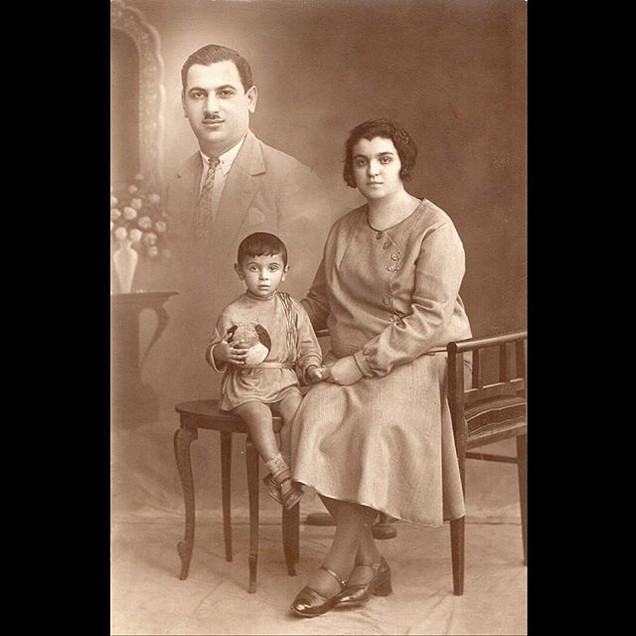 1930 Vafiadis Family