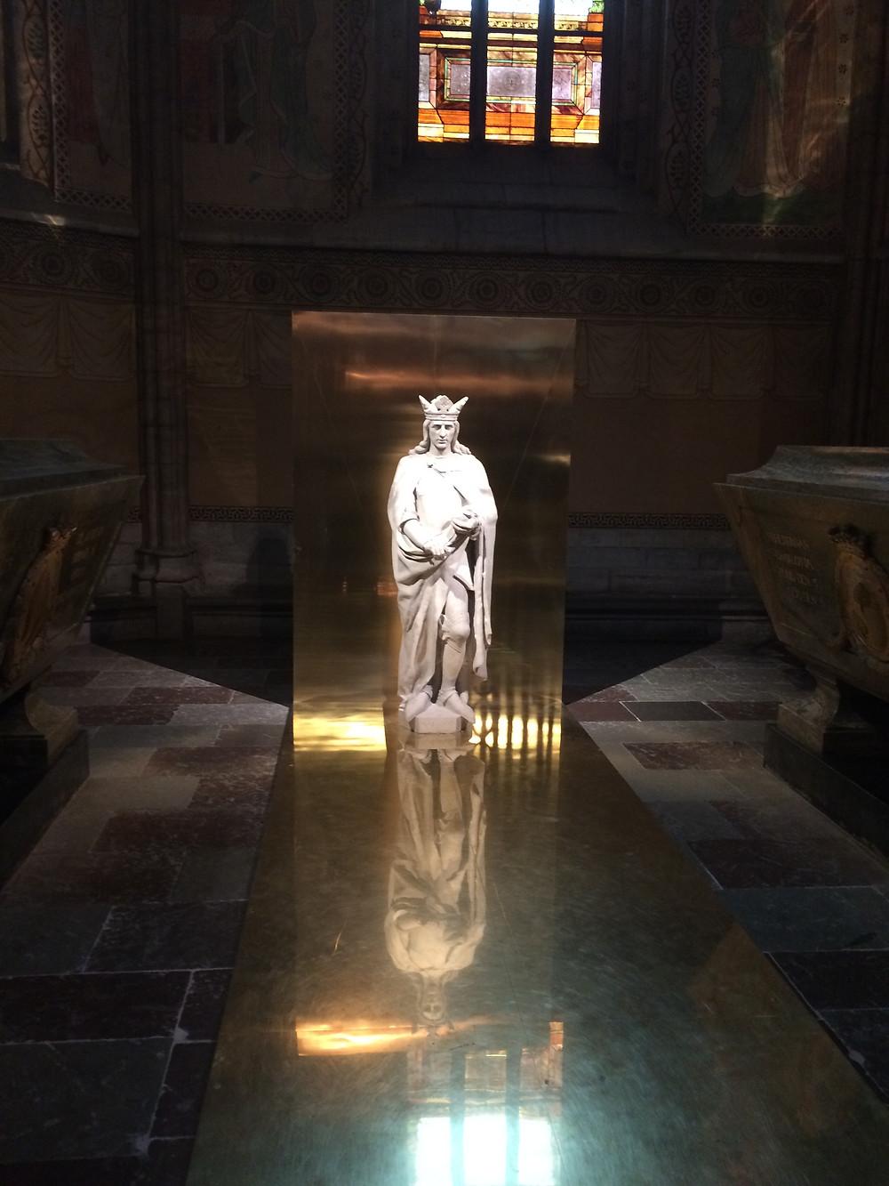 Saint Eric - Uppsala Cathedral, 2mi3