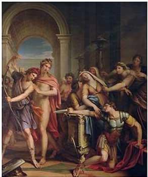 -Achilles'in Ölümü-