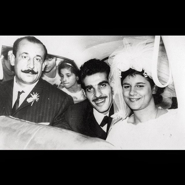 1960s Athanasios & Alexandra Takvorian - Armenian/Greek Wedding