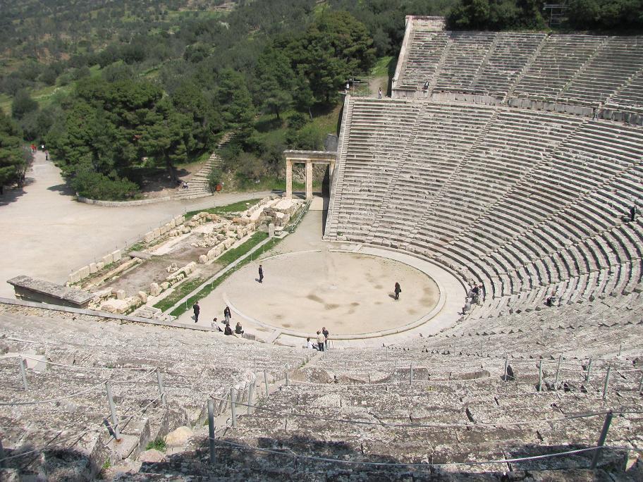 Epidauros Tiyatrosu
