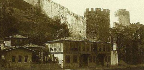 Durmuş Dede Tekkesi, Rumeli Hisarı - 1938 Öncesi