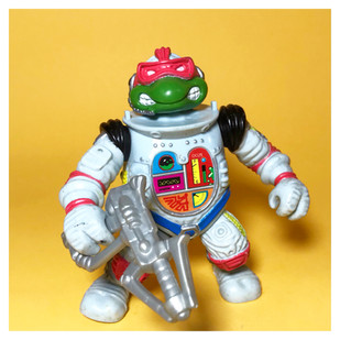 Raph, The Space Cadet 1990